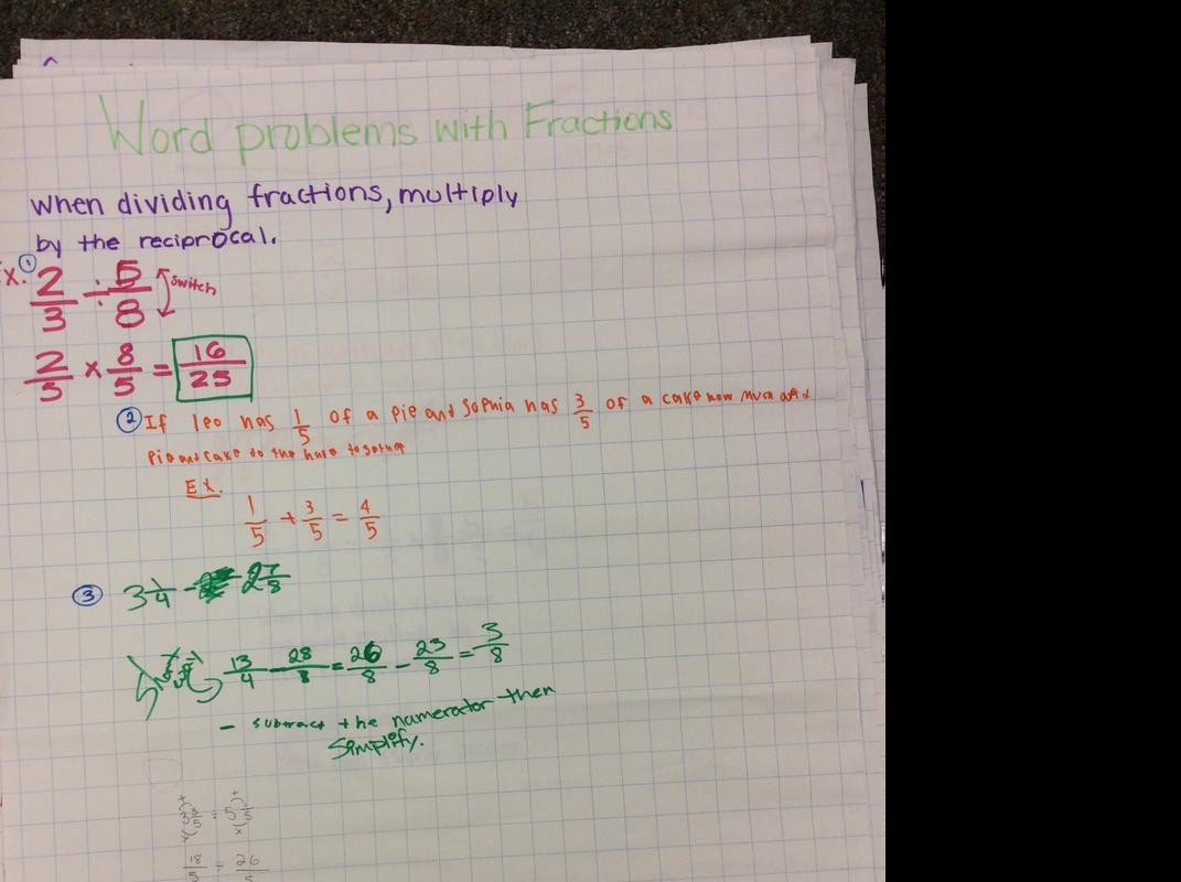 Common Core Math 8 - Math with Mrs. Hess